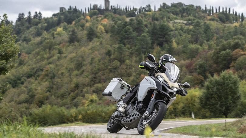Ducati Multistrada 1260: la prova