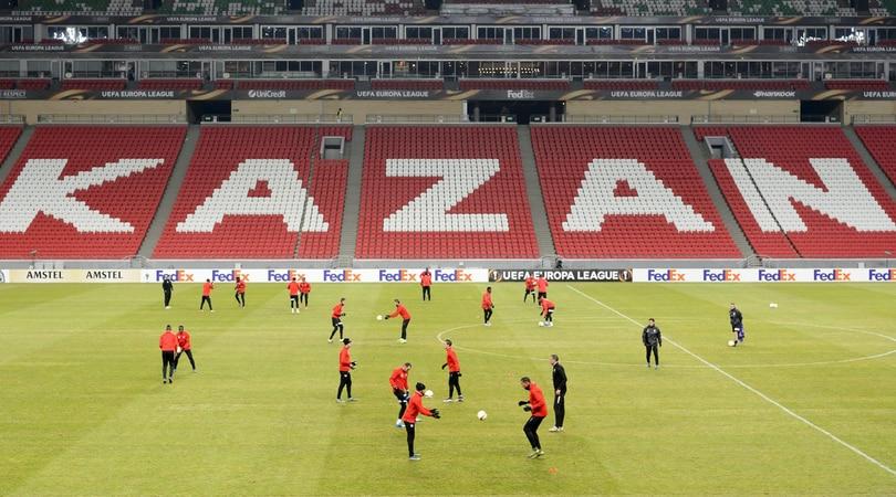 Uefa: Rubin Kazan fuori dalle coppe europee per due anni