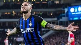 Icardi: «Cercato da altri club, ma ho scelto l'Inter»