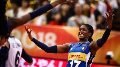 Volley: Mondiali Femminili: Sylla: « Contro la Cina sarà più dura che con il Giappone »