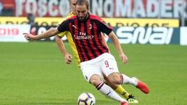 Serie A: nel derby è sfida di rigore Higuain-Handanovic