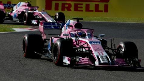 F1, Perez con la Force India anche nel 2019