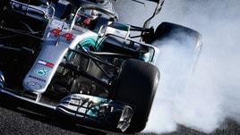 F1 Austin, Hamilton: «Week end come gli altri, punto solo a vincere»