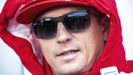 F1 Ferrari, Raikkonen: «Vogliamo far bene nelle ultime gare»