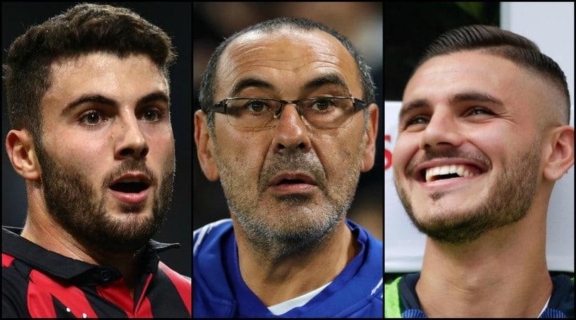 Sarri pareggia al 96', Mourinho esplode: scontro sfiorato con panchina Blues