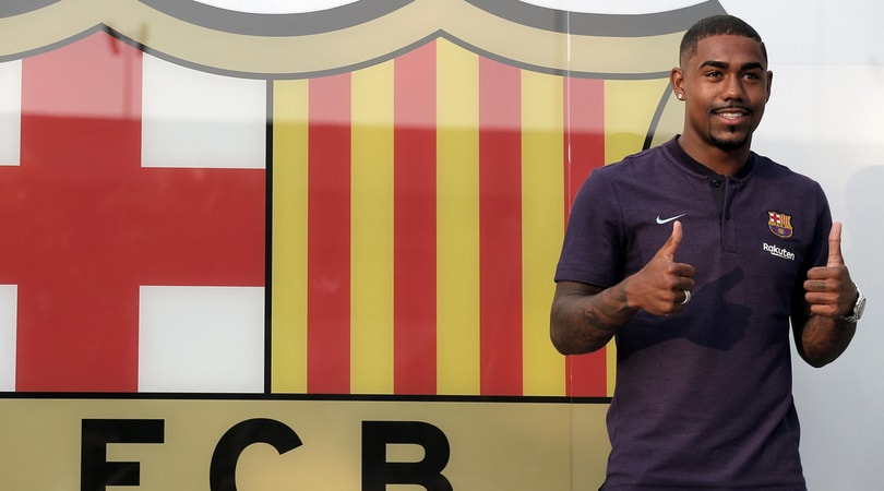 Dalla Spagna: «Il Barcellona scarica Malcom. C'è l'Inter»