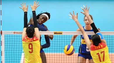 Mondiali Volley, semifinale Italia-Cina 3-2: azzurre in finale, 45 punti di Egonu