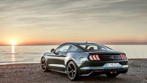 Ford Mustang Bullitt: foto