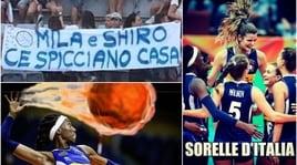 L'Italia piega la Cina e vola in finale: i social pazzi per le azzurre!