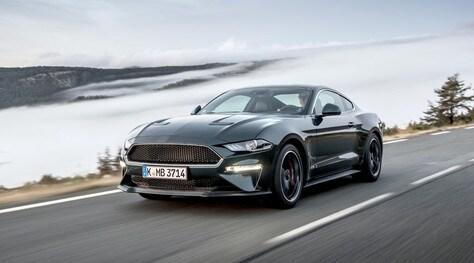 Ford Mustang Bullitt, il mito si mette in moto