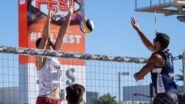 Beach Volley: a Las Vegas Lupo-Nicolai vincono il derby con Andreatta-Abbiati