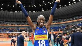 Mondiali Volley, grande Italia: l'oro con la Serbia vale 2,00