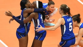Volley: Mondiali Femminili: oltre un milione di telespettatori per Italia-Cina