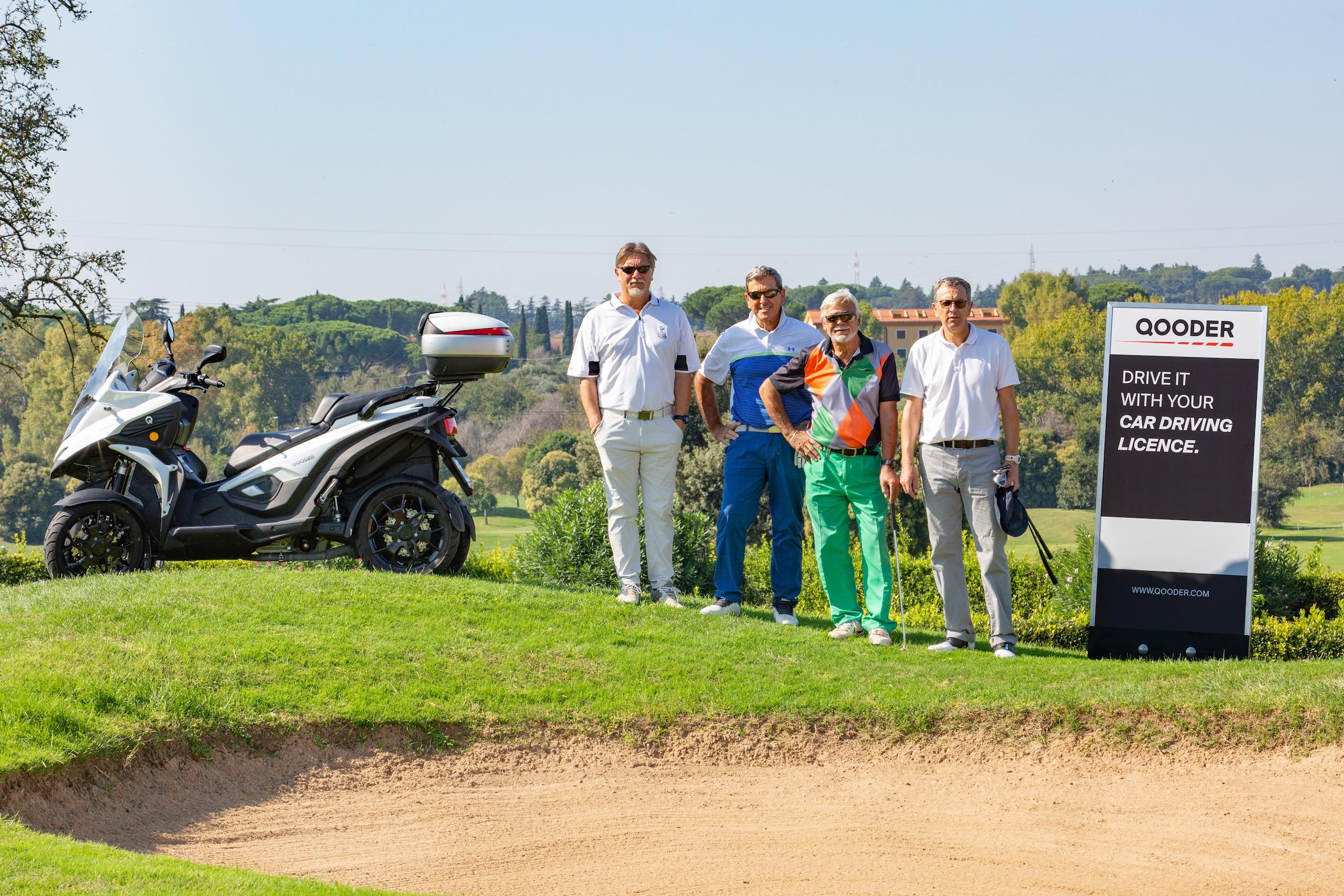 Si conclude al Marco Simone Golf & Country Club di Roma il primo torneo di Golf di Corriere dello Sport - Stadio