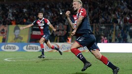 Serie C Casertana-Vibonese 1-1. Prezioso replica a Floro Flores