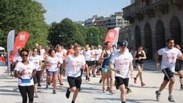 Domenica 21 parte Run for Smiles_Monza Edition