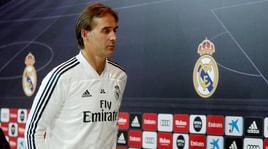 Real Madrid, Lopetegui:«Mi sento sostenuto dal club, non temo le voci»