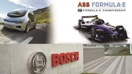 Anche Bosch sponsor della Formula E