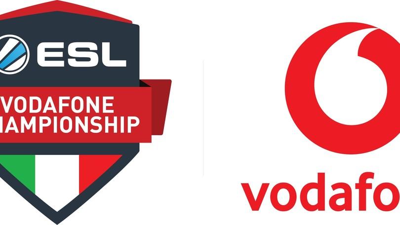 ESL Vodafone Championship: partito il pluricampionato esport italiano