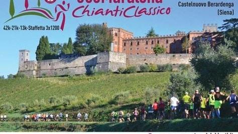 Pochi giorni all'Ecomaratona del Chianti Classico