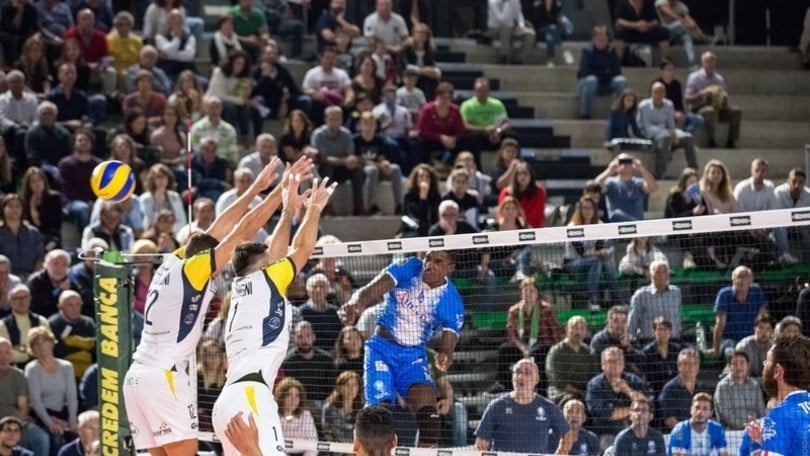 Volley: A2 Maschile, la seconda giornata parte con quattro anticipi
