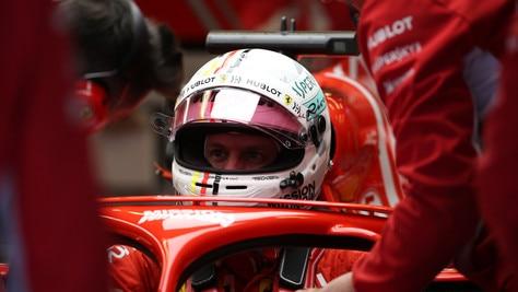 F1, Austin: Vettel penalizzato di tre posti in griglia