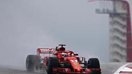 F1: Vettel, penalità di 3 posti griglia