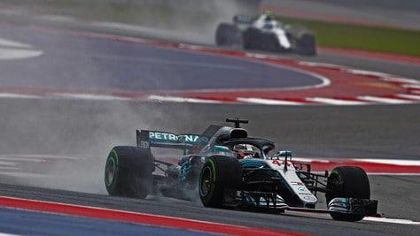 F1, diretta qualifiche Gp Austin ore 23