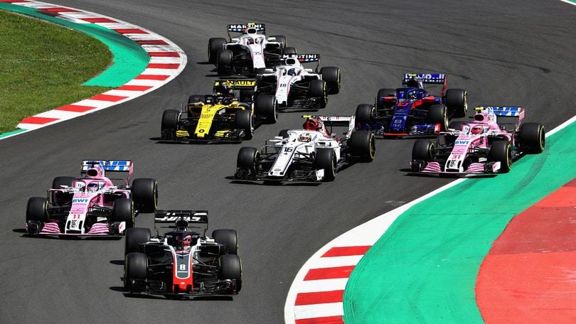 F1: a Barcellona i test invernali del 2019