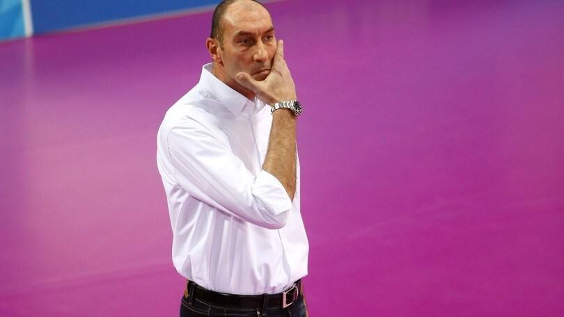 Volley: A2 Femminile, Marco Bracci sulla panchina di Caserta