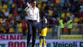 Serie A Frosinone, Longo: «Dovremo essere agguerriti e propositivi»