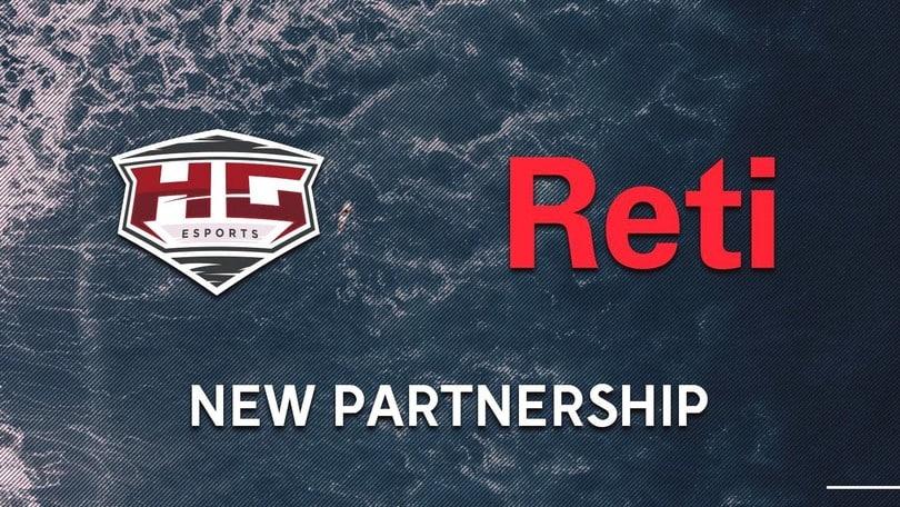 HG Esports e Reti SPA: nasce una nuova partnership per l'esport