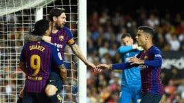 Liga, Barcellona-Siviglia: scontro per il vertice, il pareggio si gioca a 6,00
