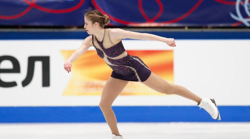 Carolina Kostner infortunata, salta il Grand Prix di novembre