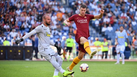 Serie A Roma-Spal 0-2, il tabellino