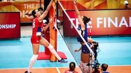 Volley: Mondiali Femminili, tie break crudele, l'Italia è d'argento