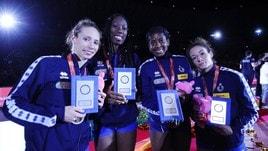 Volley: Mondiali Femminili: quattro azzurre premiate come migliori del proprio ruolo