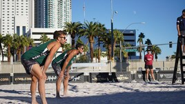 Beach Volley: a Las Vegas Lupo-Nicolai vanno avanti, eliminati Rossi-Caminati