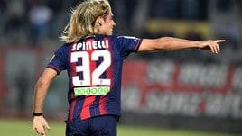 Serie B, Crotone-Padova 2-1: Spinelli apre le danze, Firenze le chiude