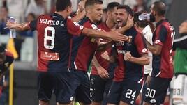 Juventus-Genoa 1-1: Bessa replica a Ronaldo
