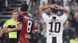 Juventus-Genoa 1-1: Bessa risponde a Cristiano Ronaldo