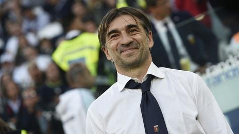 Serie A Genoa, Juric: «Vedo tanti margini di miglioramento»