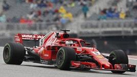 F1, Austin: Vettel e Raikkonen davanti nelle ultime libere