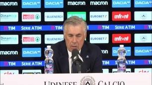 """Ancelotti: """"Il sogno scudetto c'è sempre"""""""