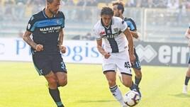 Serie A Parma, lombalgia per Inglese: solo terapie
