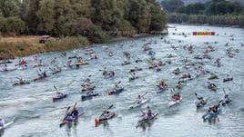 Canoa: K2 tedesco vince l'Adigemarathon