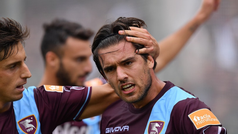 Serie B, Salernitana-Perugia 2-1: Casasola decisivo. Venezia-Verona 1-1