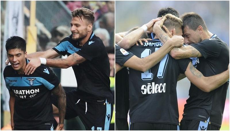 Parma-Lazio 0-2: il film della partita