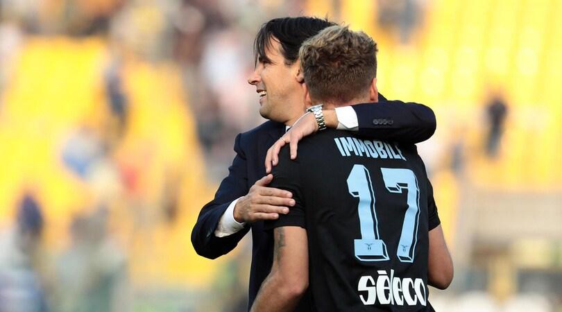 Inzaghi promuove la Lazio:«In panchina ho gente importante»