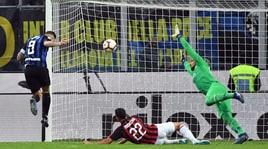 Serie A, Inter-Milan 1-0: Icardi all'ultimo tuffo